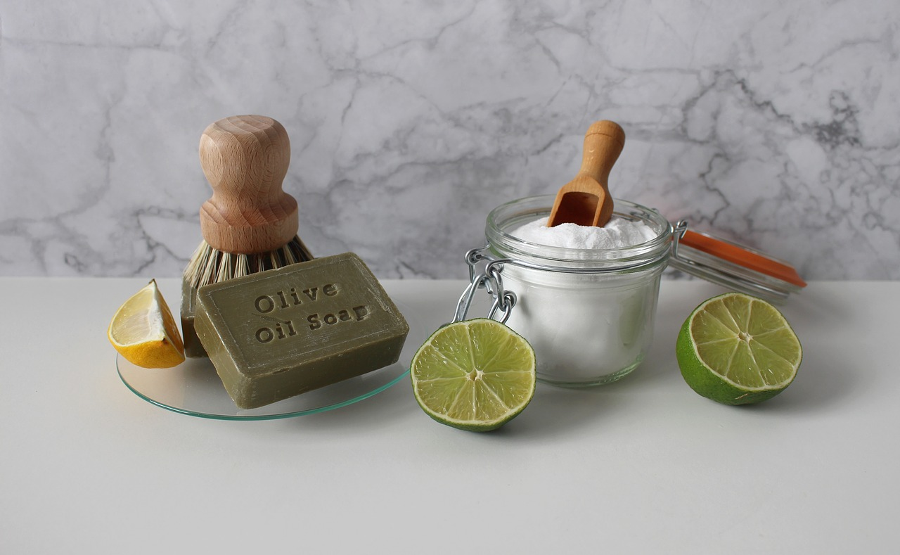eco-friendly-cleaning-routine